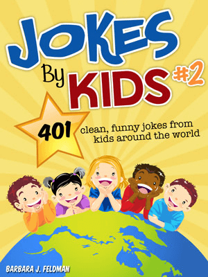 Jokes by Kids Volume 2